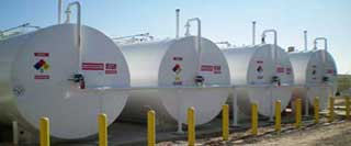Fuel Storage Tanks Monitoring